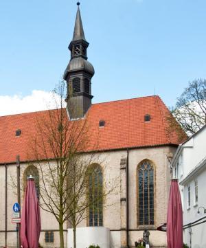 Bielefelder Patientengottesdienst in St. Jodokus am Sonntag, 26. April 2020, 16 Uhr